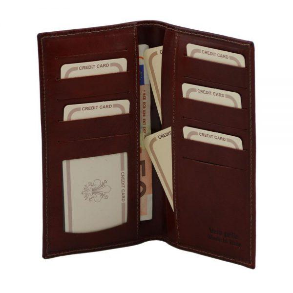 Кожен портфейл TL140784-01