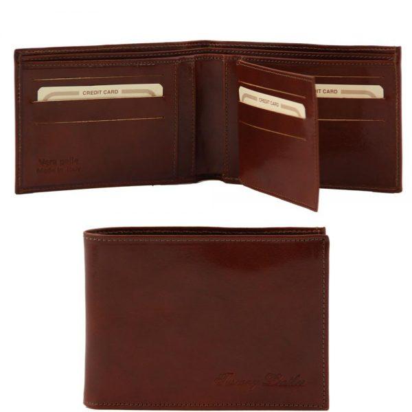 Кожен портфейл TL140817-04