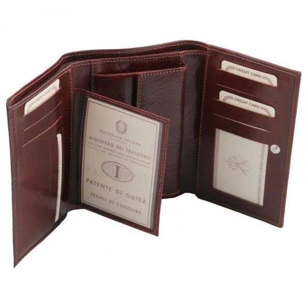 Кожен портфейл TL141314-01