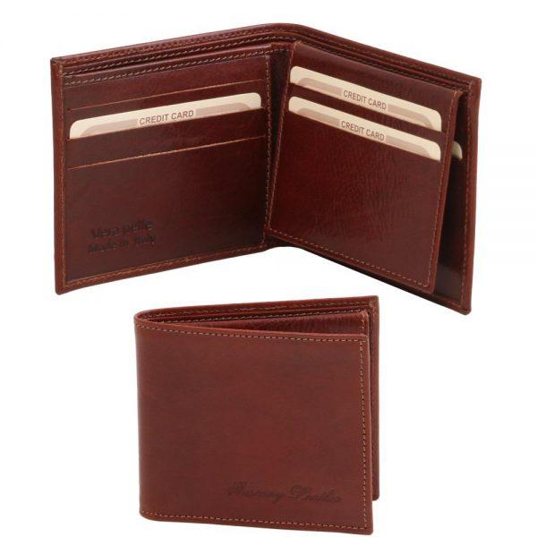 Кожен портфейл TL141353-04