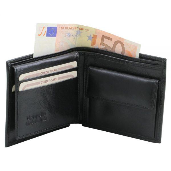 Кожен портфейл TL141377-02