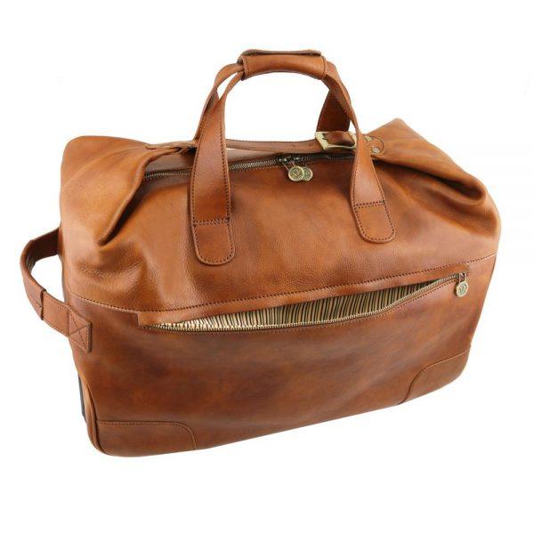 Кожена чанта BARBADOS TL141537-01