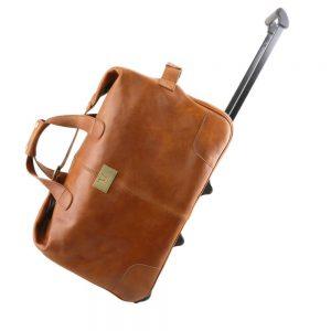 Кожена чанта BARBADOS TL141537-03