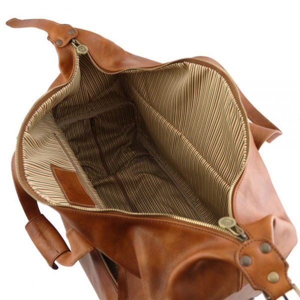 Кожена чанта BARBADOS TL141537-04