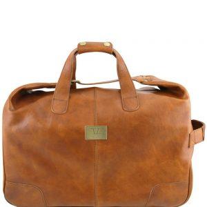 Кожена чанта BARBADOS TL141537-07