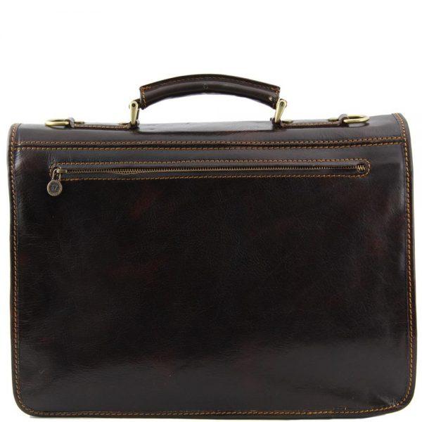 Кожена чанта MODENA TL141134-01