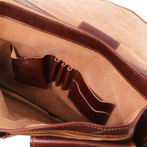 Кожена чанта MODENA TL141134-03
