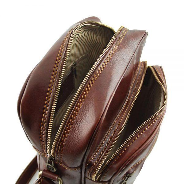 Кожена чанта OSCAR TL140680-02