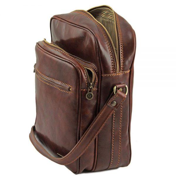 Кожена чанта OSCAR TL140680-03