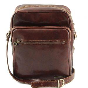 Кожена чанта OSCAR TL140680-05