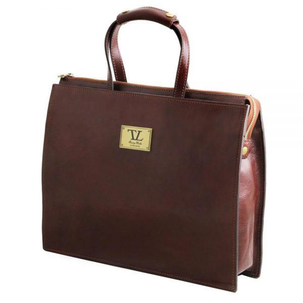 Кожена чанта PALERMO TL141343-01
