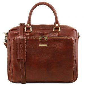 Кожена чанта PISA TL141660-01