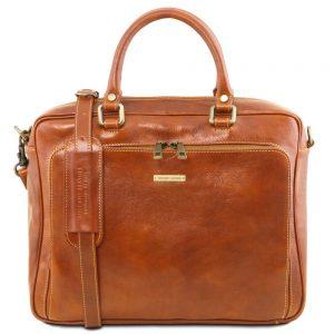 Кожена чанта PISA TL141660-03