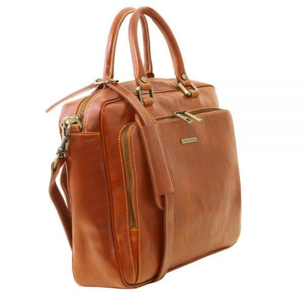 Кожена чанта PISA TL141660-05