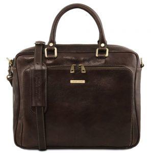 Кожена чанта PISA TL141660-08