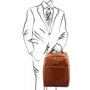 Кожена чанта-раница PHUKET TL141402-04