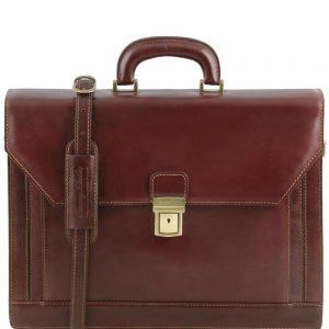 Кожена чанта ROMA TL141349-05