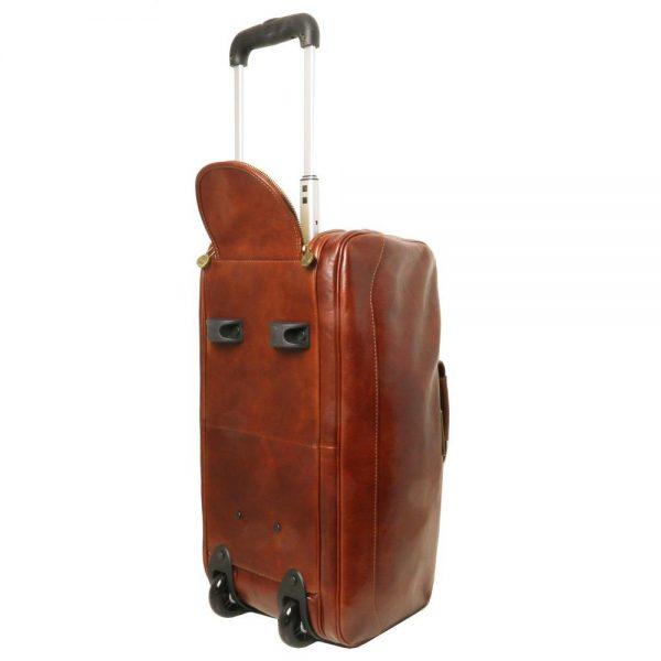 Кожена чанта с колелца SAMOA TL141452-02
