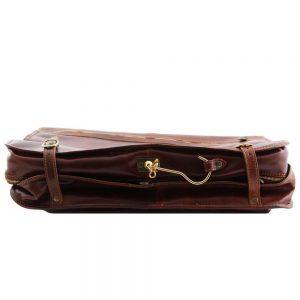 Кожена чанта TAHITI TL3030-01
