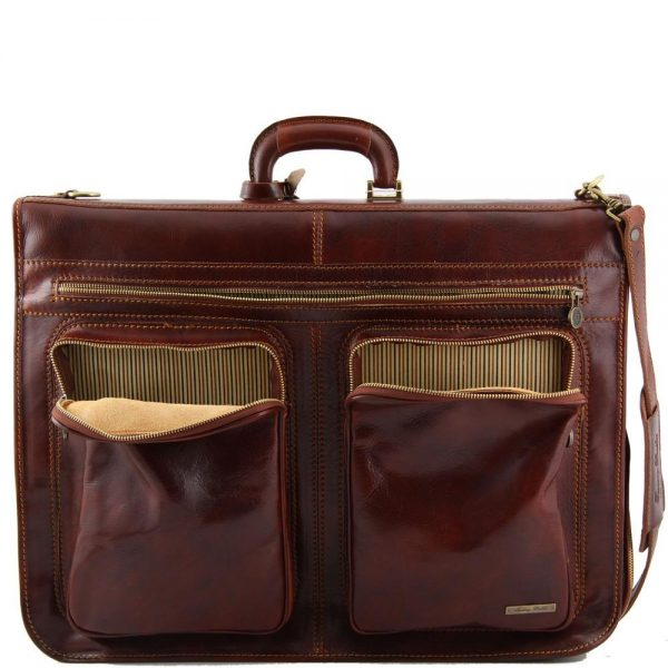 Кожена чанта TAHITI TL3030-02