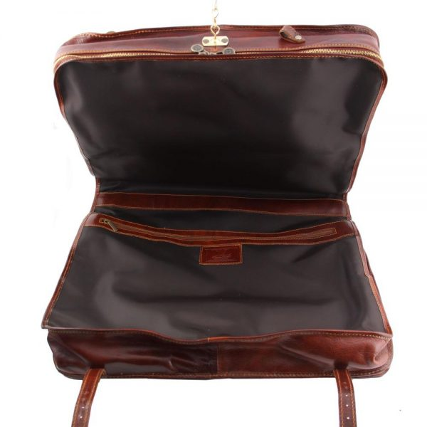 Кожена чанта TAHITI TL3030-03