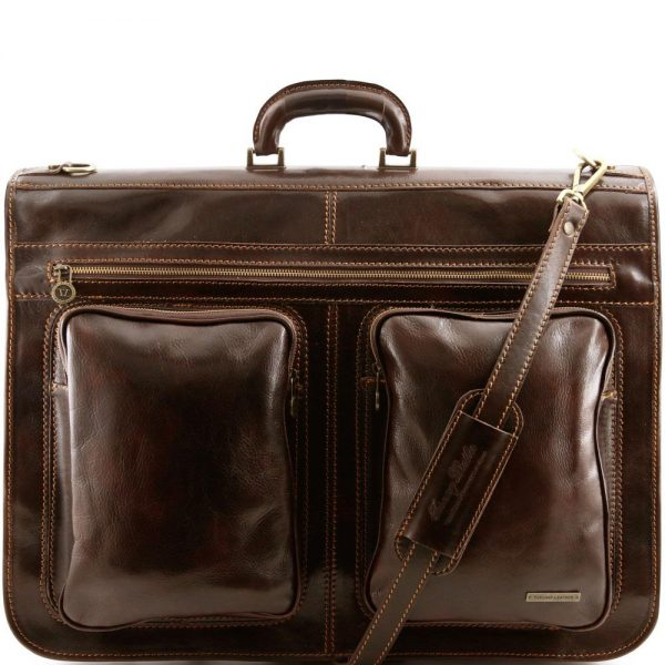 Кожена чанта TAHITI TL3030-06
