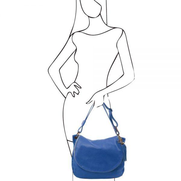 Кожена чанта TL BAG 2 TL141110-04