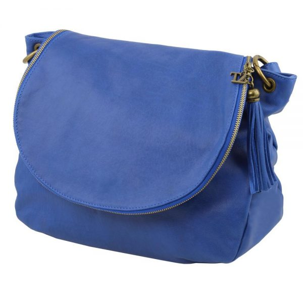 Кожена чанта TL BAG 2 TL141110-06