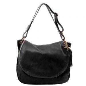 Кожена чанта TL BAG 2 TL141110-07