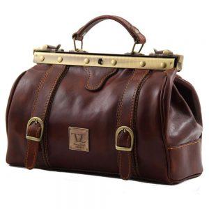 Кожена чанта TL10034-02