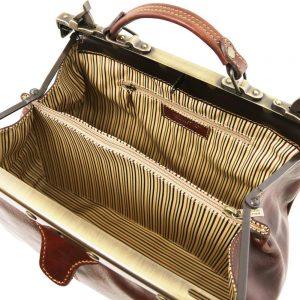 Кожена чанта TL10038-09
