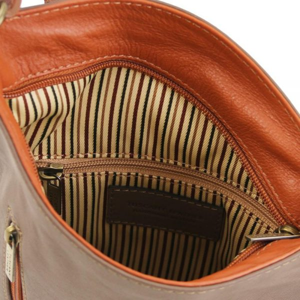 Кожена чанта TL141111-03