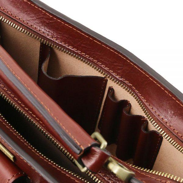 Кожена чанта TL141269-03