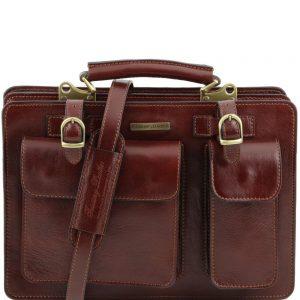 Кожена чанта TL141269-04