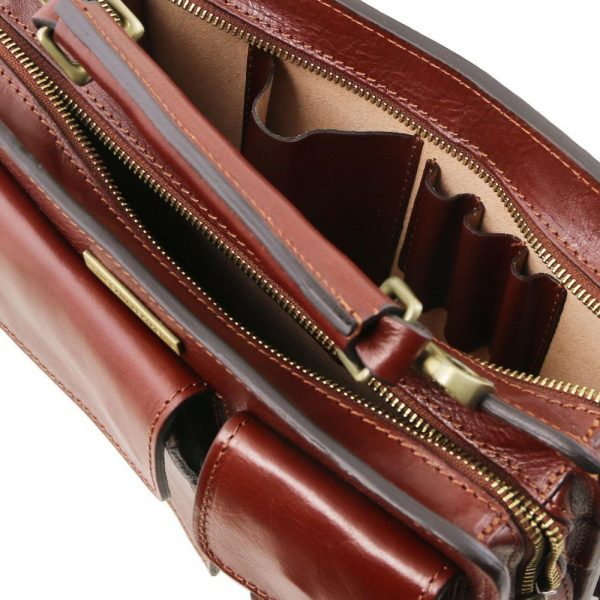 Кожена чанта TL141270-02