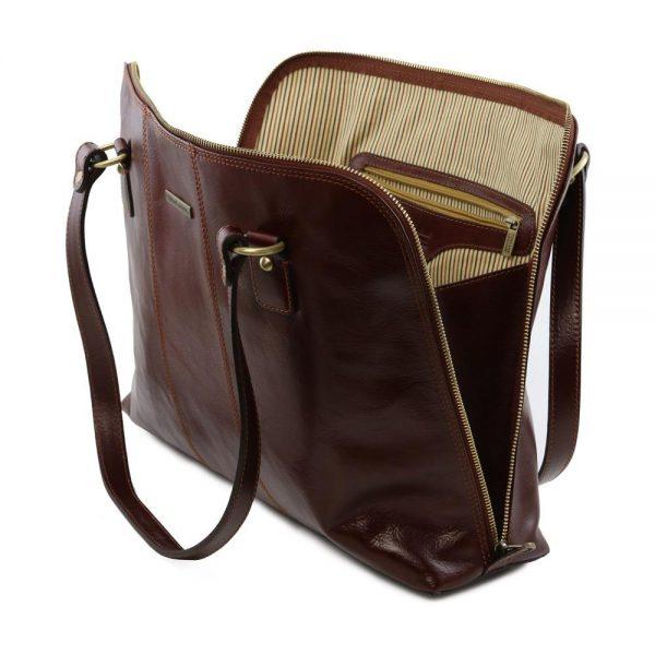 Кожена чанта TL141277-02
