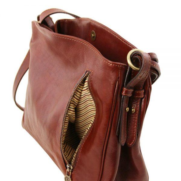 Кожена чанта TL141474-02