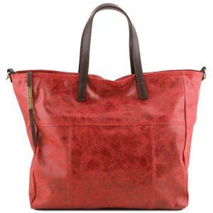 Кожена чанта TL141552-03