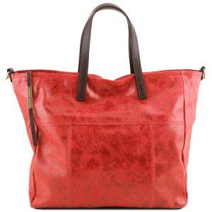 Кожена чанта TL141552-04
