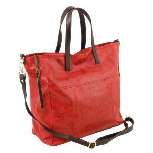 Кожена чанта TL141552-06