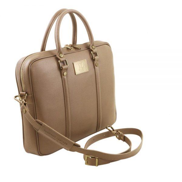 Кожена чанта TL141626-07