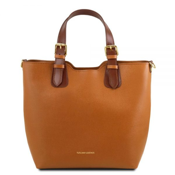 Кожена чанта TL141696-03