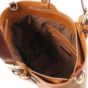 Кожена чанта TL141696-05