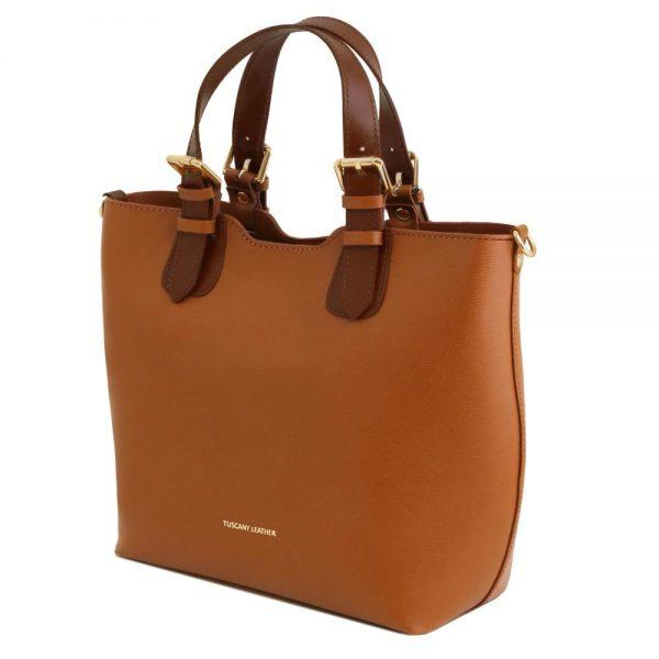 Кожена чанта TL141696-06