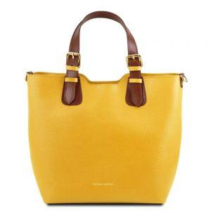 Кожена чанта TL141696-07