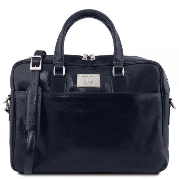 Кожена чанта за лаптоп URBINO TL141241-01