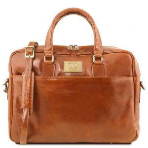 Кожена чанта за лаптоп URBINO TL141241-03