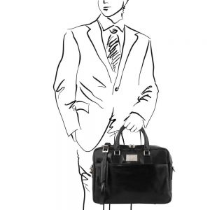 Кожена чанта за лаптоп URBINO TL141241-05