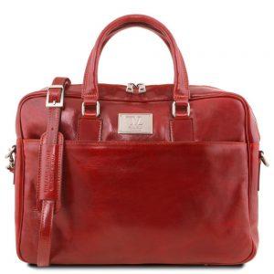 Кожена чанта за лаптоп URBINO TL141241-06