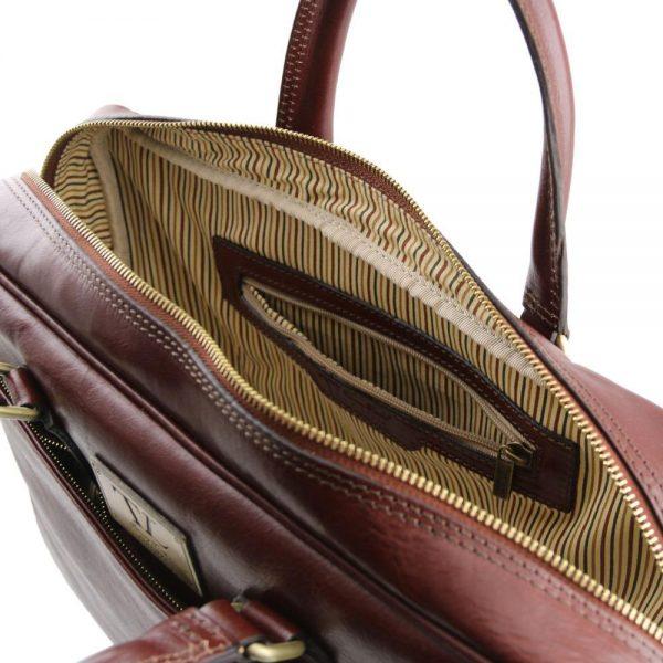 Кожена чанта за лаптоп URBINO TL141241-09
